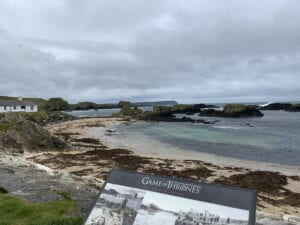 Ballintoy Harbour - was used for a Game of Thrones set