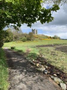 Audrey's Castle at Castle Ward